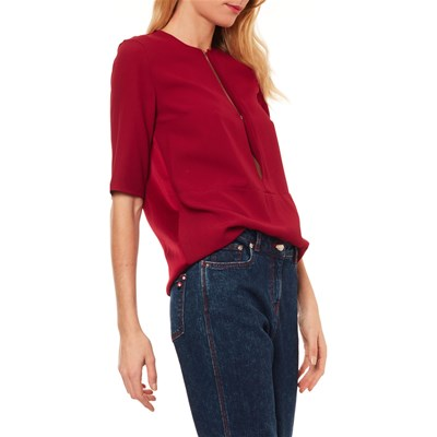 SONIA RYKIEL Top - bordeaux