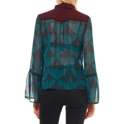Woman Bordeaux Lpb Blusa Woman Blusa Bordeaux Lpb PwH07HI