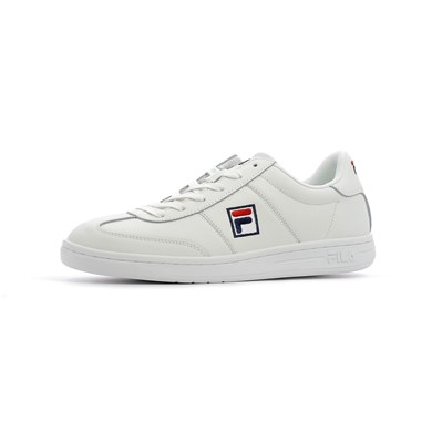 FILA Portland low - Baskets basses - blanc