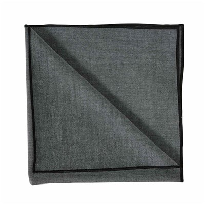 Madura Liam - serviette de table - gris