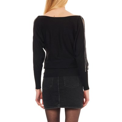 Cachemire Maille Jersey Et Negro Maille Et Jersey Negro Cachemire YwFPH