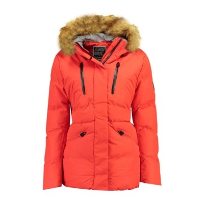 GEOGRAPHICAL NORWAY CROWN - Parka - rouge