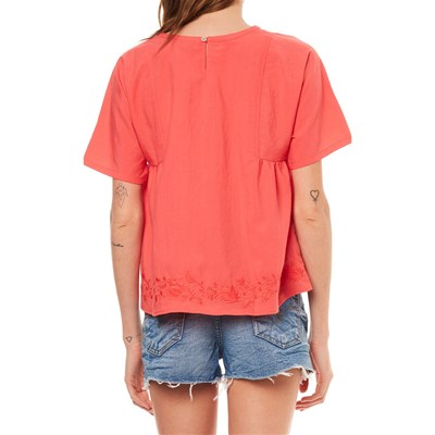 Molly Bracken Bracken Corallo Top Molly Corallo Corallo Top Top Bracken Molly qwHT6pEFx