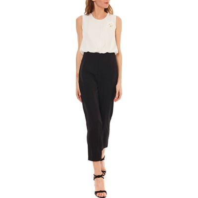 MOLLY BRACKEN Combi-pantalon - blanc