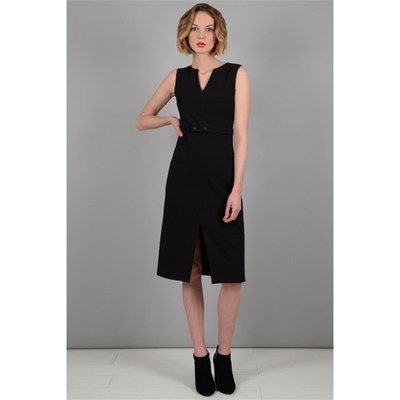 Molly Bracken Dritto Vestito Vestito Nero Molly Bracken vvrqBwH