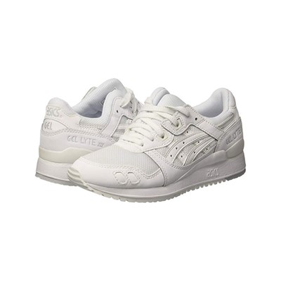 Asics Gel lyte iii - baskets running - blanc