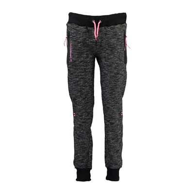 Canadian Peak map - pantalon jogging - noir