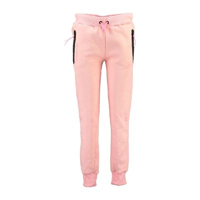 Canadian Peak map - pantalon jogging - rose clair