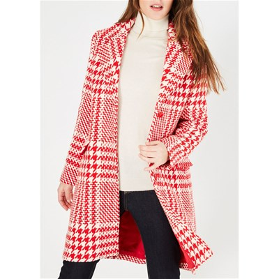 1.2.3 Jude - manteau - rouge