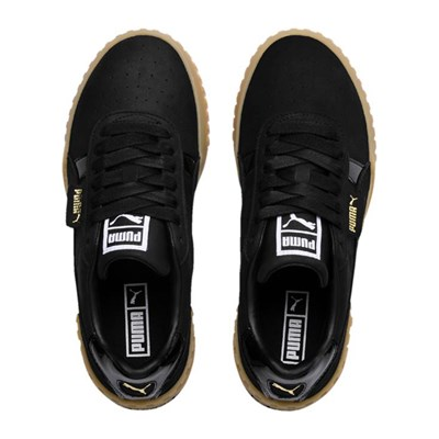 PUMA Cali Fashion - Baskets en cuir - noir