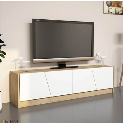 Home & living meuble tv-Hifi - blanc