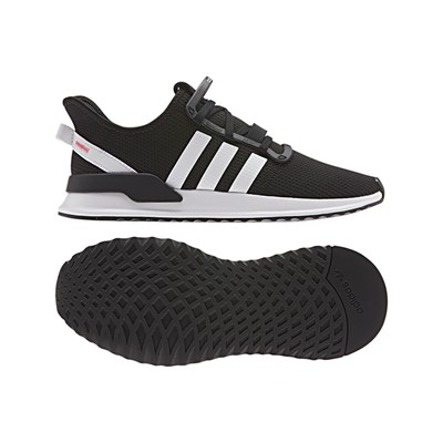 ADIDAS ORIGINALS U_Path Run - Baskets basses - noir