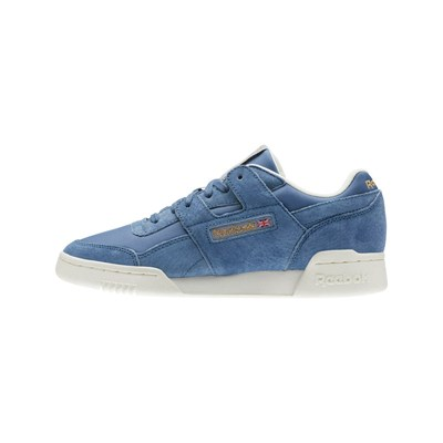 REEBOK CLASSICS Workout Lo Plus - Sneakers basse - ardesia