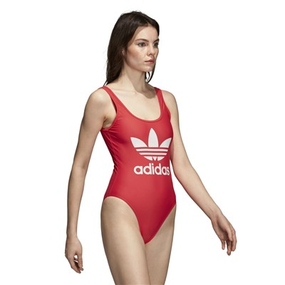 ADIDAS ORIGINALS Costume intero - melograno