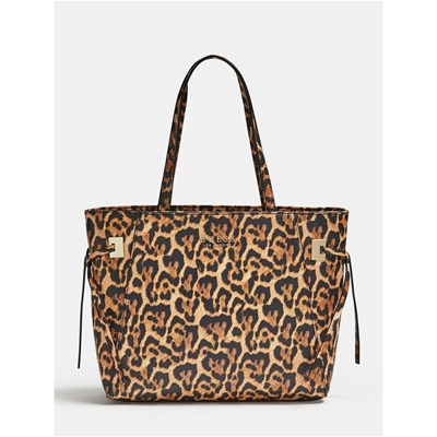 Brandalley Brown stampa bag con animalier Tote Lizzy TxPBqCaw