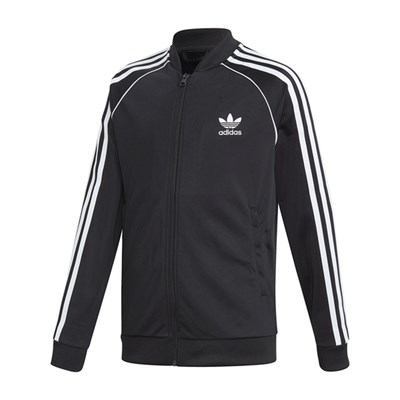 Adidas Originals superstar - veste de survêtement - noir