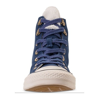 CONVERSE Chuck Taylor all star - Sneaker alte - blu jeans