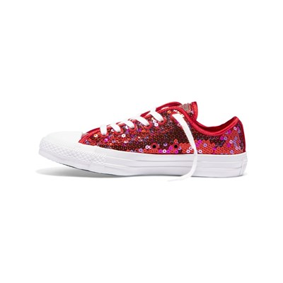 CONVERSE Chuck Taylor all star - Sneaker basse - rosso
