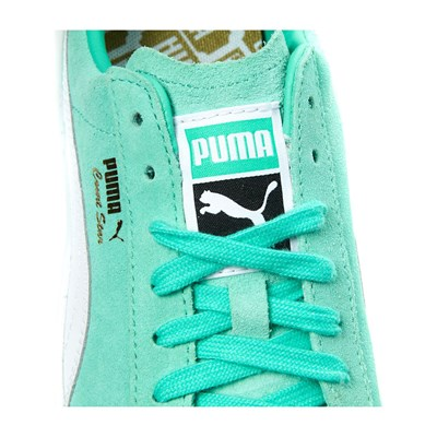 PUMA Sneakers in pelle - turchese