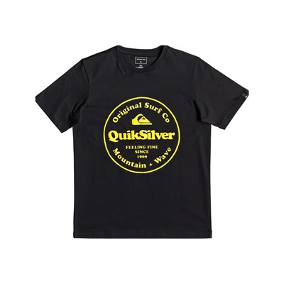 QUIKSILVER Secret Ingredient - T-shirt manches courtes - noir