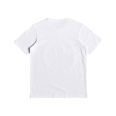 QUIKSILVER Secret Ingredient - Kurzärmeliges T-Shirt - weiß