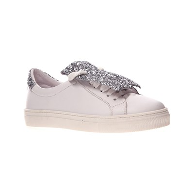 COSMOPARIS Inoa - Baskets en cuir - blanc