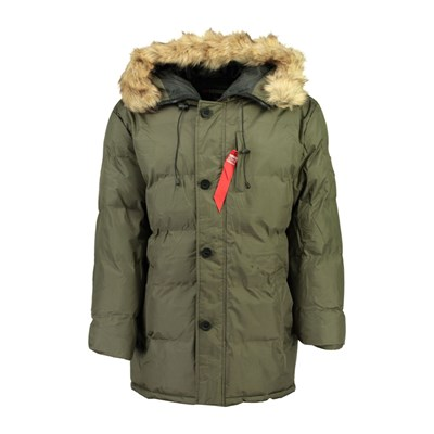 GEOGRAPHICAL NORWAY Dimitry - Parka - kaki
