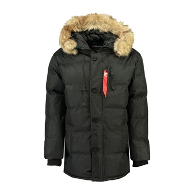 GEOGRAPHICAL NORWAY Parka - noir