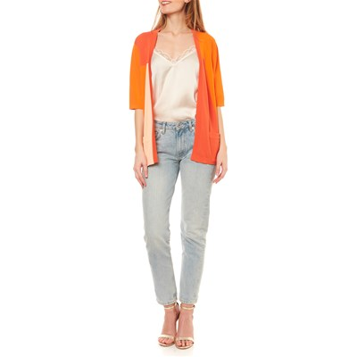 BENETTON Cardigan - orange