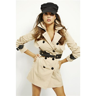 Guess Trench classique - beige