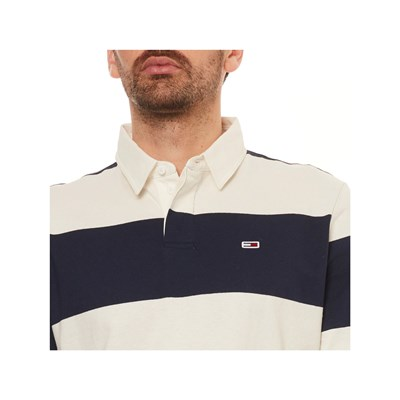 TOMMY JEANS Polo - blanc