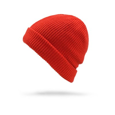 Bonnet Volcom Orange Beanie Sweep Lined aqnnw4AWTS
