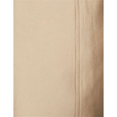 MORGAN Ginger - Trench détail piping - beige