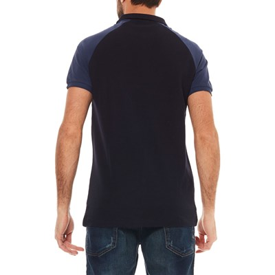 SCOTCH & SODA Polo manches courtes - bleu marine