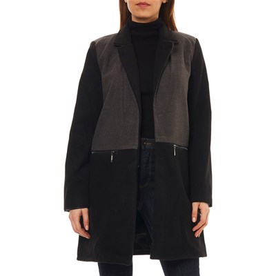 CLAUDIA FABRI Manteau - anthracite