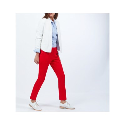 ETAM Pantalon 7/8 - rouge