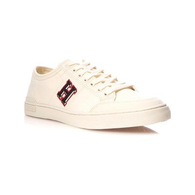 TOMMY HILFIGER Low Sneakers - weiß