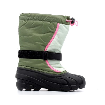 SOREL Youth flurry - Boots - kaki