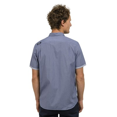 OXBOW Casmo - Chemise manches courtes - gris