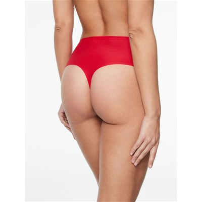 Haute Chantelle String Soft Rouge Stretch Taille WqwaB0F4wn