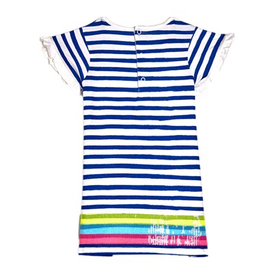 BILLIEBLUSH Robe T-Shirt - bleu