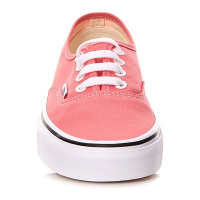 VANS UA Authentic - Baskets basses - rose