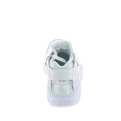 NIKE Huarache run - Baskets basses - blanc