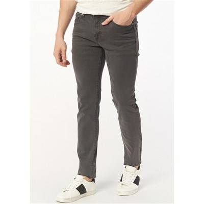 BEST MOUNTAIN Jean slim - gris