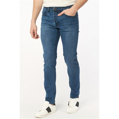 BEST MOUNTAIN Jean slim - bleu