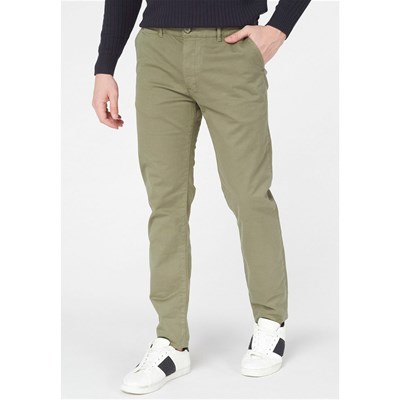BEST MOUNTAIN Chino-Hose - tarnfarben