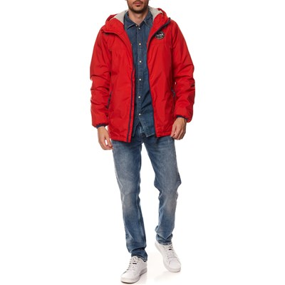 PEPE JEANS LONDON Franks - Coupe-vent - rouge