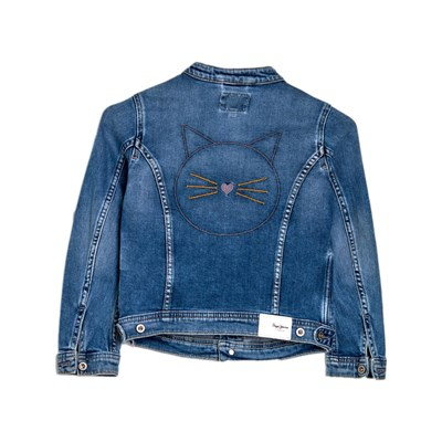 PEPE JEANS LONDON Berry Signed - Veste en jean - bleu jean