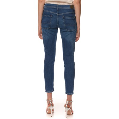 PEPE JEANS LONDON Joey Eco - Jean boyfriend - bleu jean