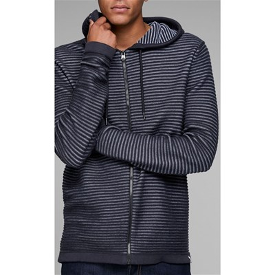 JACK & JONES Wind - Sweat à capuche - bleu marine